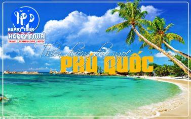TOUR PHÚ QUỐC - CÂU CÁ - LẶN NGẮM SAN HÔ 3 NGÀY 2 ĐÊM - LH