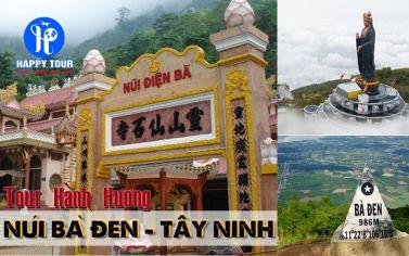 TOUR TÂY NINH – NÚI BÀ ĐEN – CHÙA GÒ KÉN - 1 NGÀY