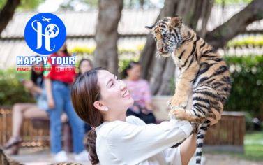TOUR THÁI LAN - BANGKOK - LEGEND SIAM PARK - PATTAYA - 5 NGÀY 4 ĐÊM