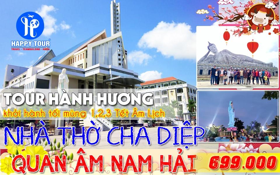 TOUR CHA DIỆP - PHẬT BÀ QUAN ÂM NAM HẢI
